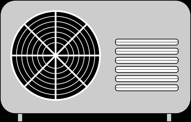 klimatizace grafika