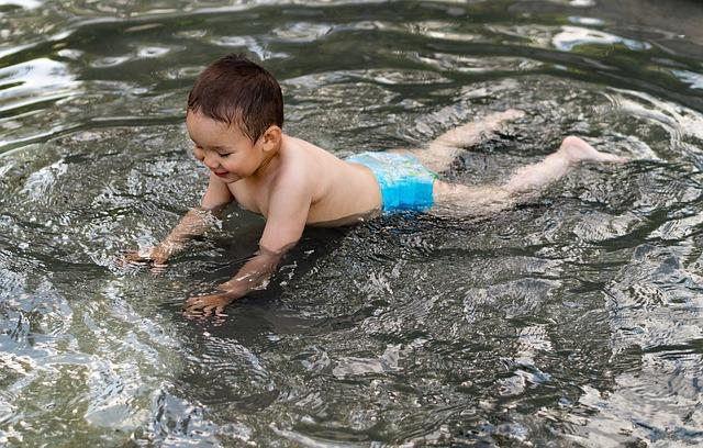Plavky pro miminko