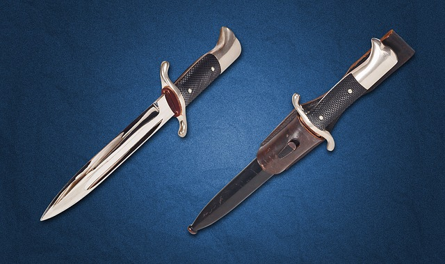 Vrhací nože nejsou obyčejné kapesní nožíky
