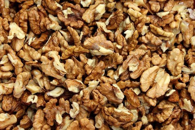 ořechy bez skořápky